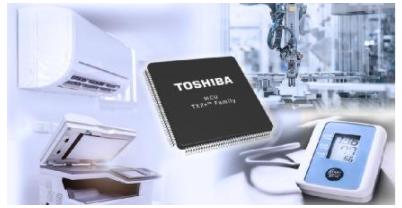 东芝推出TXZ+TM族高级系列中用于高速数据处理基于Arm® Cortex®-M4的新款M4G组微控制器