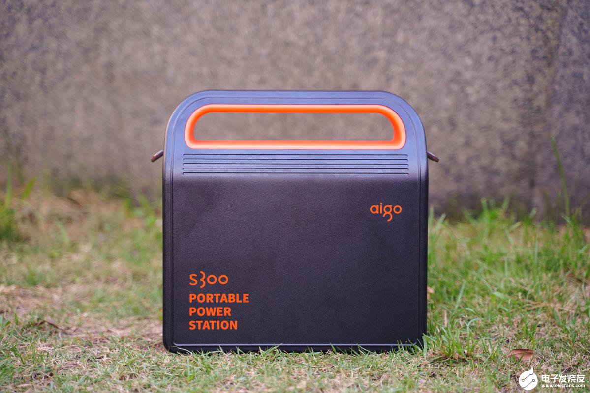 智商税?一文了解aigo S300大功率户外储能电源用途