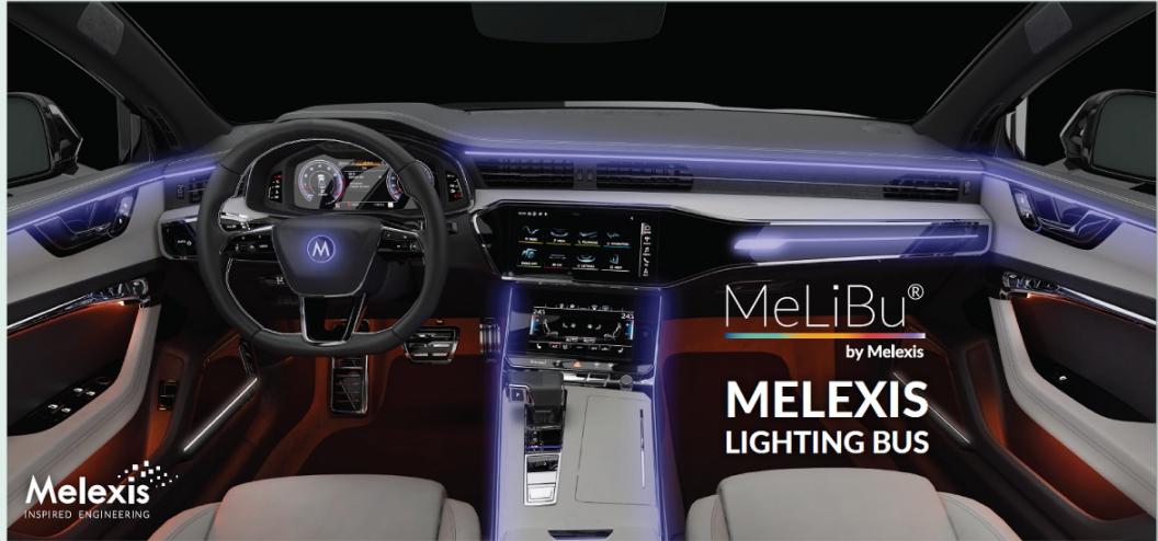 Melexis憑借MeLiBu? 助力實現汽車照明差異化,為細分市場的車輛帶來更高吸引力