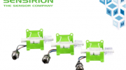 贸泽电子备货两款Sensirion液体流量评估套件SEK-LD20-0600L和SEK-LD20-2600B