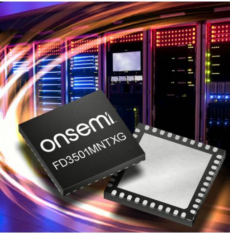 安森美的智能技术赋能记忆科技下一代服务器的每一个节点
