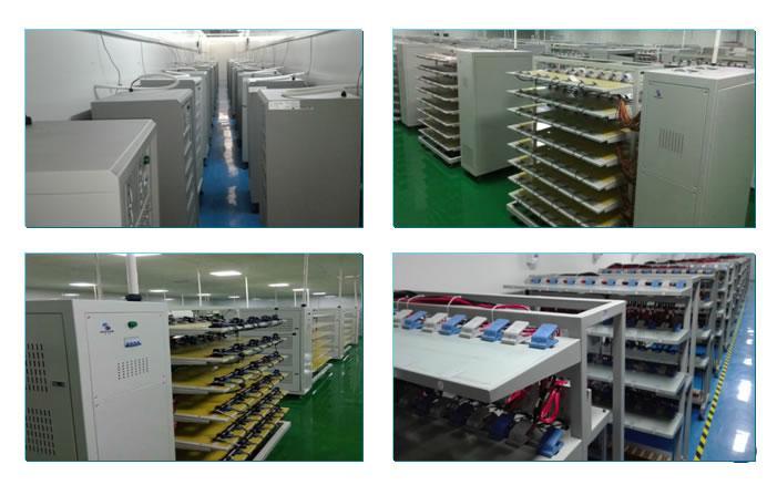 高精度電流傳感器在電池化成分容設備中的應用