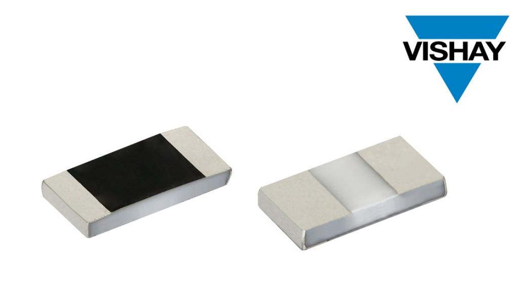 Vishay的新款薄膜貼片電阻已通過AEC-Q200認證,額定功率高達2.5 W,且耐濕性能優異