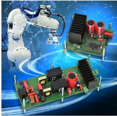 安森美电机开发套件获中国2021年Top 10电源产品奖