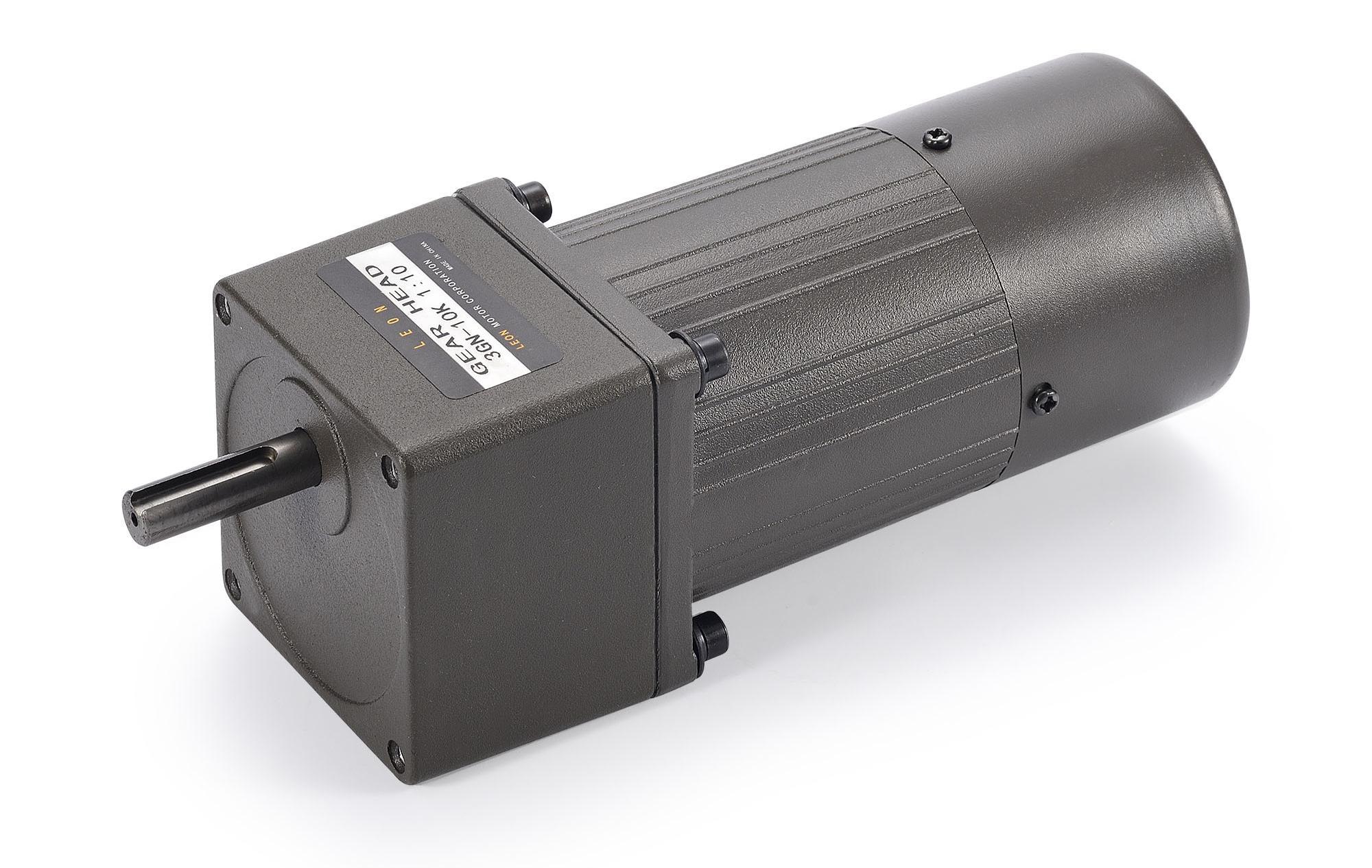 齒輪減速電機的安裝與使用