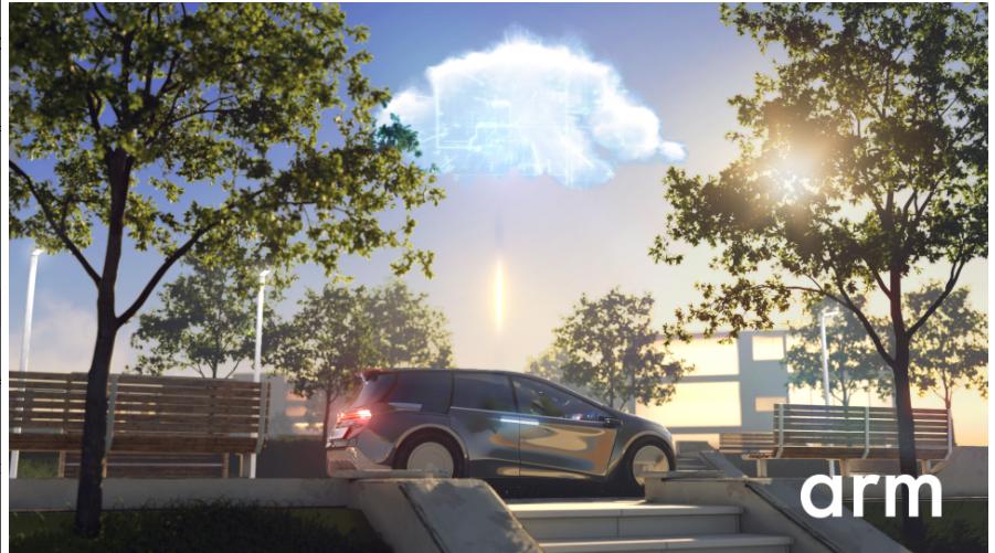 Arm 新技术助力汽车产业拥抱软件定义的未来