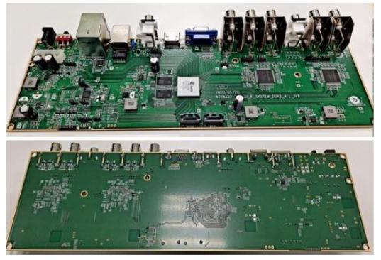 大联大诠鼎集团推出基于NOVATEK产品的高清监控录影DVR方案