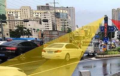 行人監測雷達與車輛檢測雷達在行人過街智能預警系統中的應用