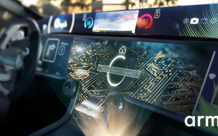 Arm進軍汽車軟件,SOAFEE新架構如何定義未來?