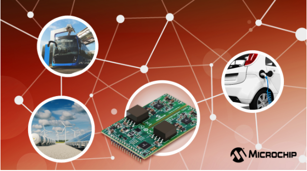 Microchip推出首款完全可配置的碳化硅MOSFET數字柵極驅動器,可將開關損耗降低50%