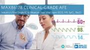 ADI公司推出临床级四项生命体征AFE,适用于远程病人监测设备