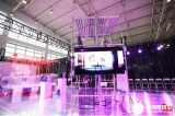 用科技為藝術加冕,三星電視亮相2021北京設計周