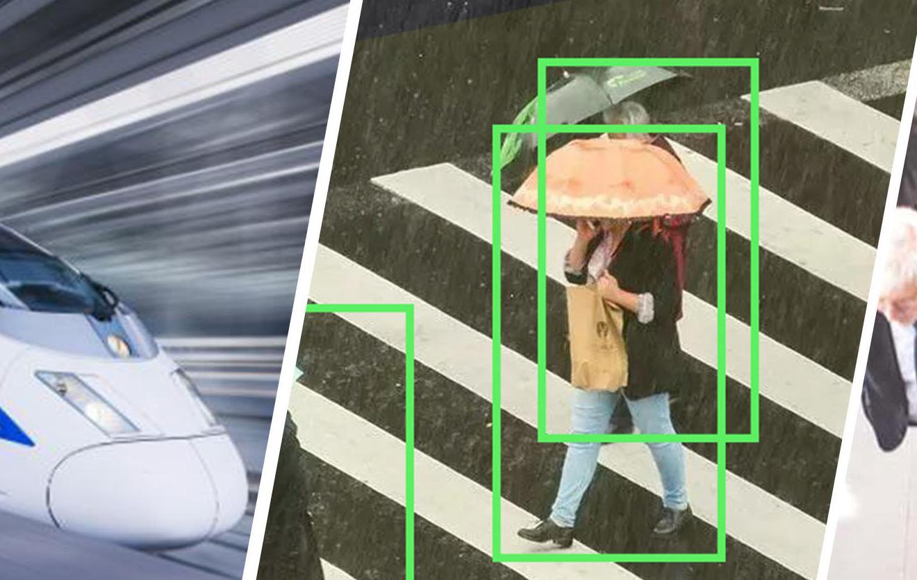 毫米波人員監測雷達在智能安防、站臺預警與行人監測中的應用