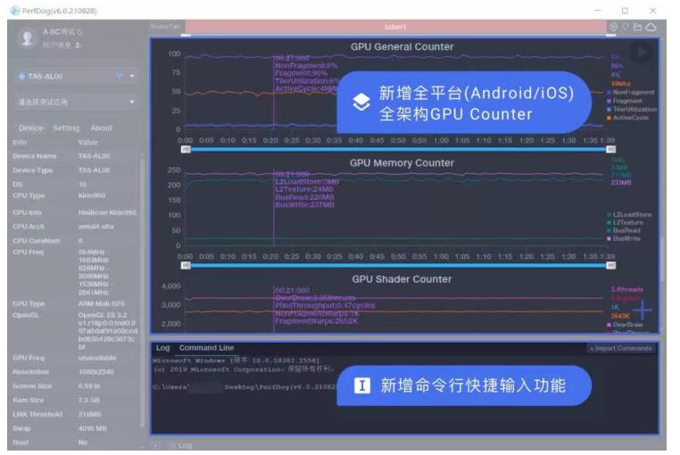 Imagination和騰訊WeTest開展深度合作,助力開發者獲取GPU關鍵報告