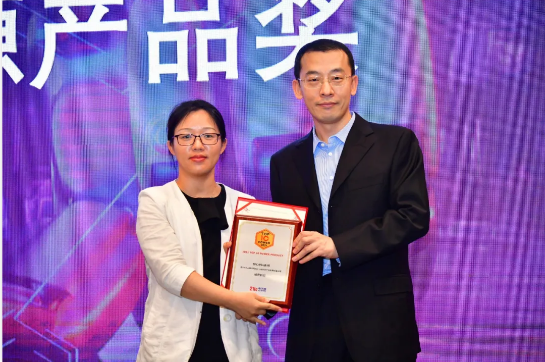 Vishay SiC45x系列microBUCK?同步降壓穩壓器榮獲21IC 2021年度Top10電源產品獎