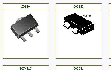 三极管系列电子电路的常用选型