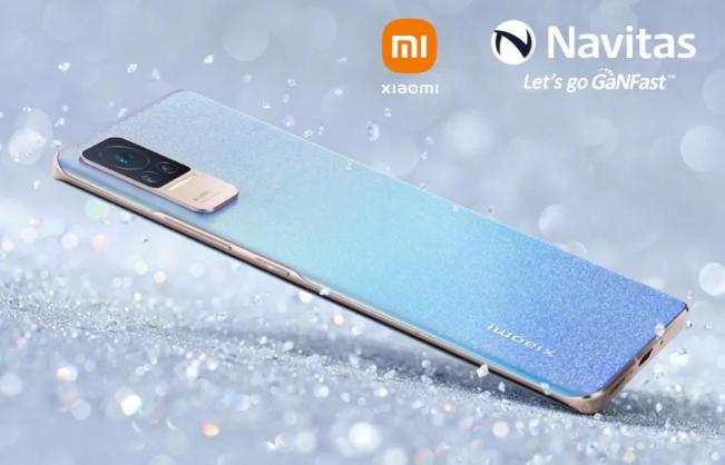 奥运冠军代言全新小米手机 Civi,纳微半导体与小米四度合作!