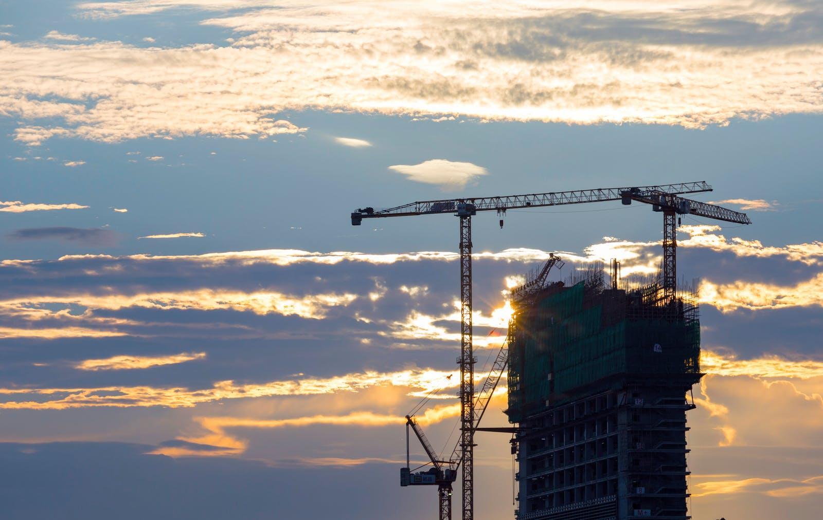 如何加强建筑工地的安全监控