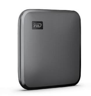 西部数据面向主流消费者推出新款轻巧便携式移动固态硬盘
