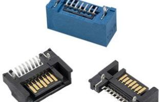 SATA连接器:低成本下的高连接性