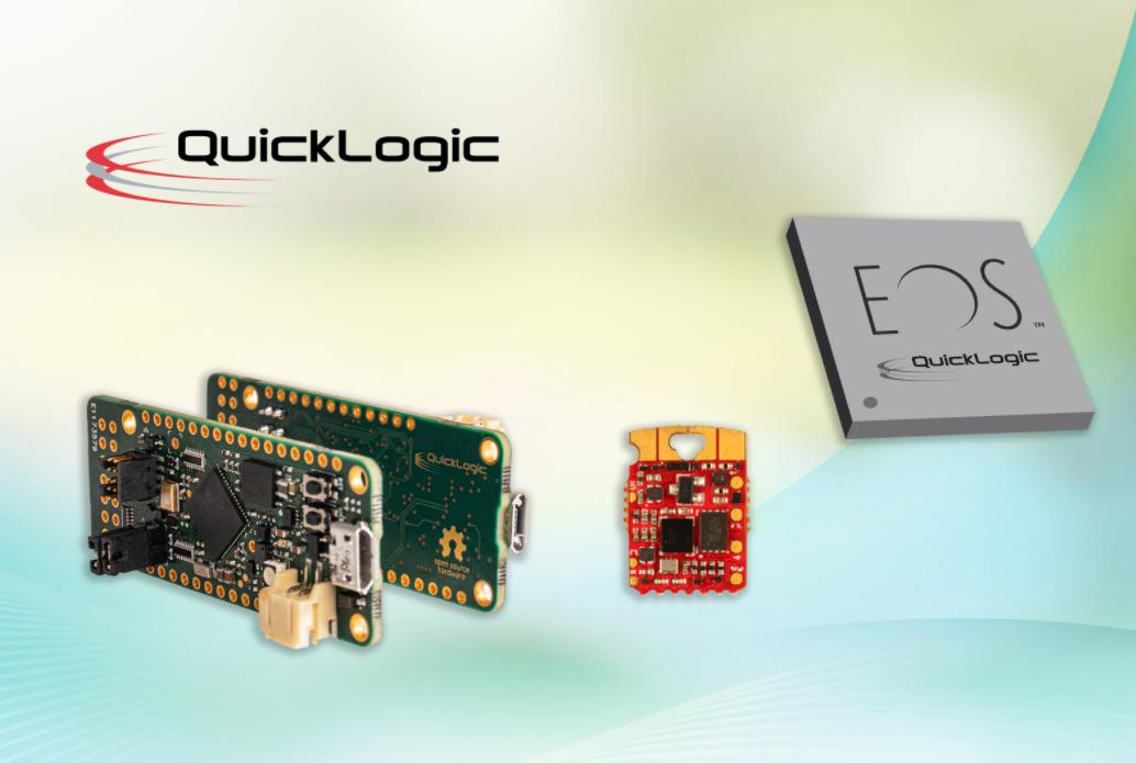 Digi-Key Electronics宣布通过Digi-Key市场平台与QuickLogic Corporation建立全球合作伙伴关系