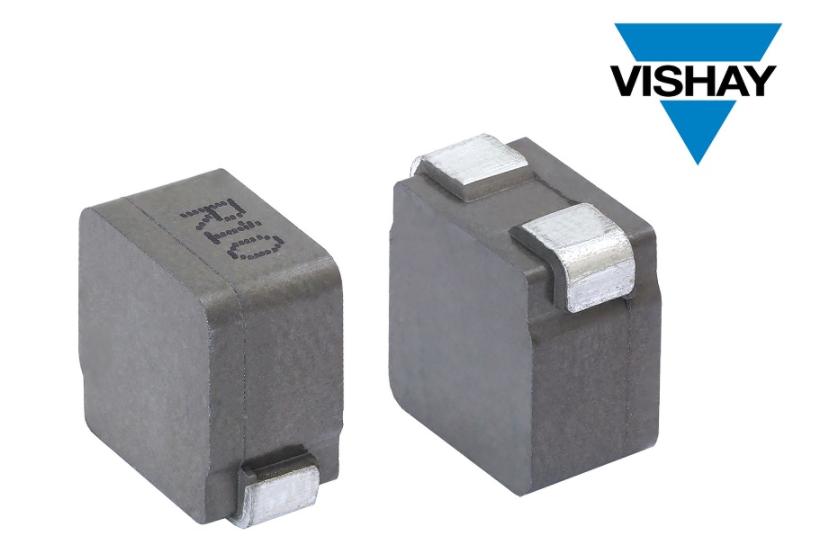 Vishay推出新款径向固定IHVR电感器,节省空间,提高DC/DC转换器能效