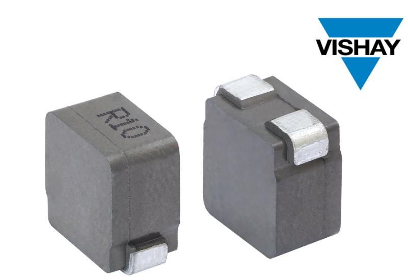 Vishay推出新款径向固定IHVR电感器,节省空间,提高DCDC转换器能效
