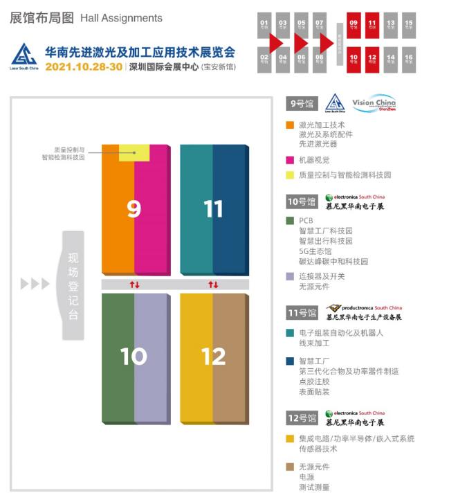 2021华南激光行业盛会精彩内容大盘点!