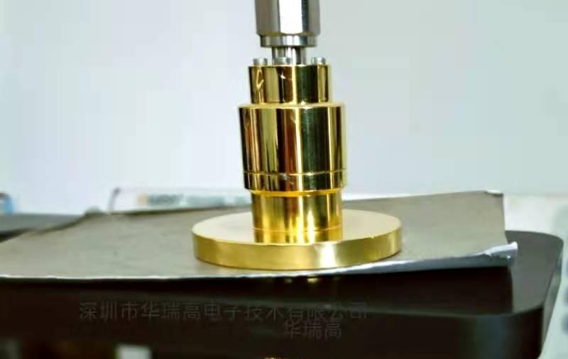 同轴法屏蔽效能测试对材料的尺寸要求
