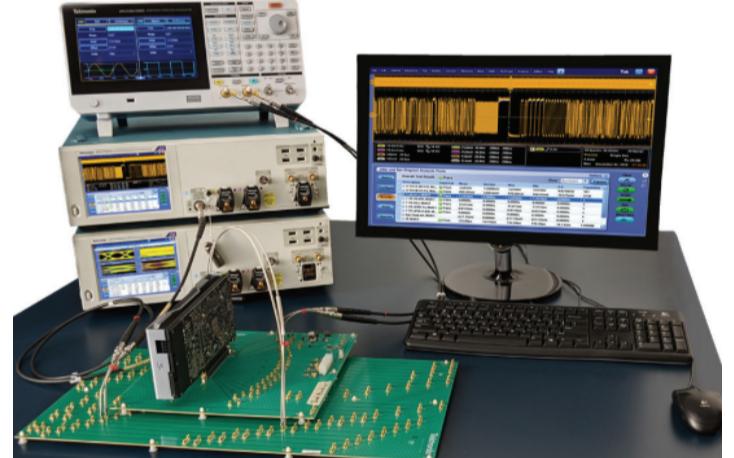 應對一致性測試特定挑戰,需要可靠的PCIe 5.0 發射機驗證