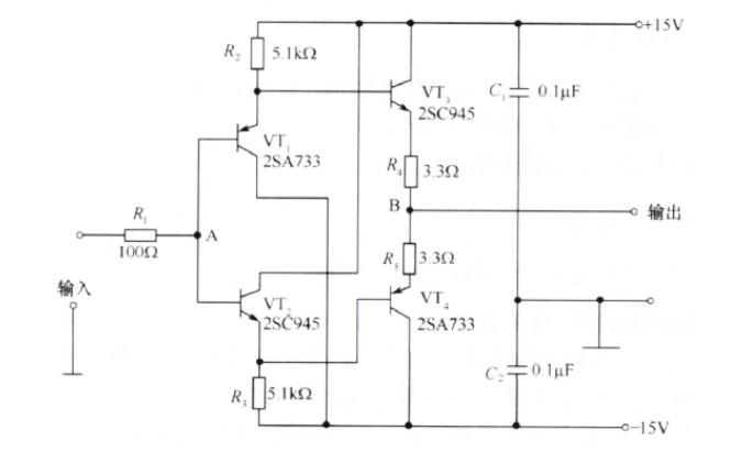 宽带放大电路设计(宽带缓冲器电路/负反馈式宽带放大电路/功率放大电路)
