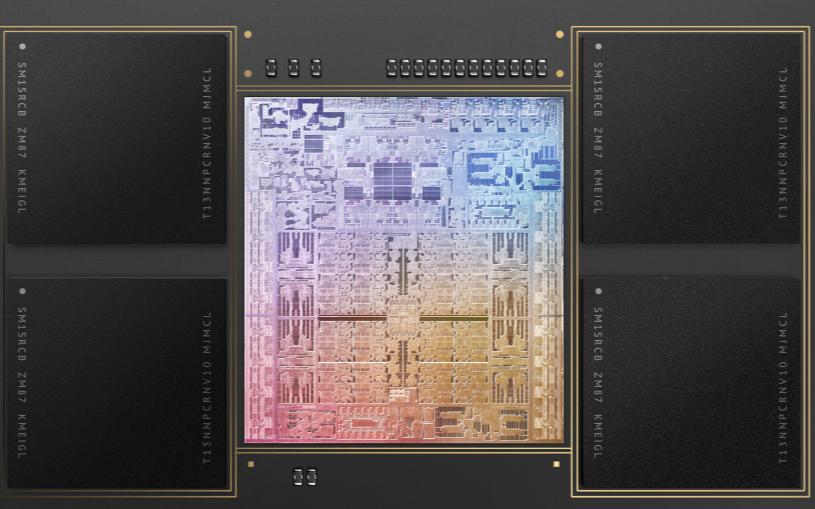 苹果疯狂堆料M1 Max与Pro,图形性能直超RTX 3080?!