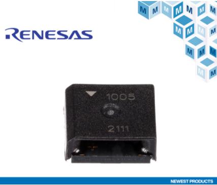 贸泽开售Renesas FS1015和FS3000空气流速传感器模块