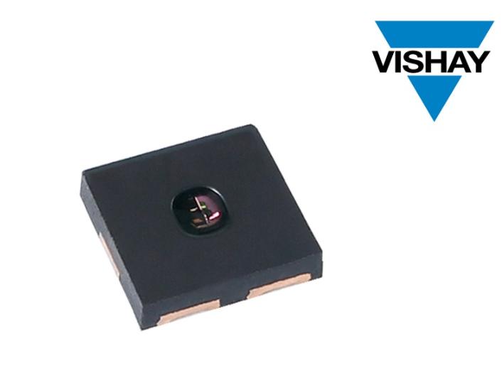 Vishay推出获AEC-Q100认证的超小型、高集成度、高灵敏度环境光传感器