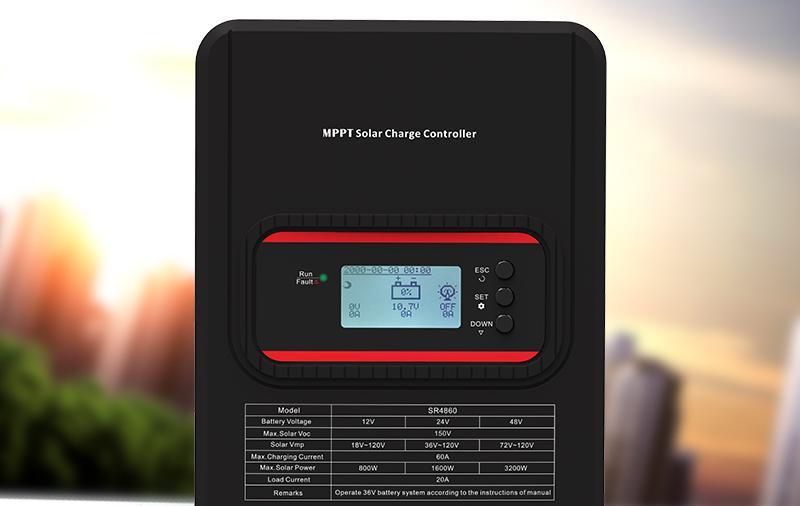 MPPT太阳能控制器和PWM太阳能控制器的区别