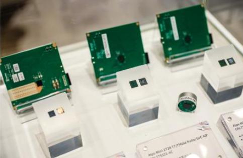 加特兰发布毫米波雷达芯片新产品——Alps-Mini/Rhine-Mini