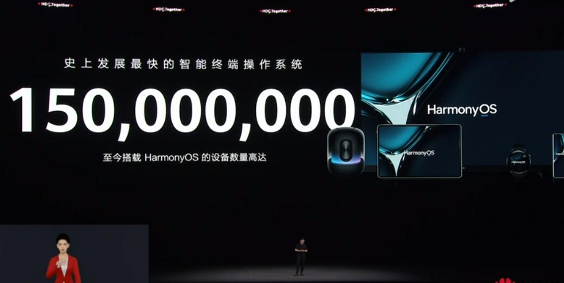 华为开发者大会2021亮点:鸿蒙设备已有1.5亿