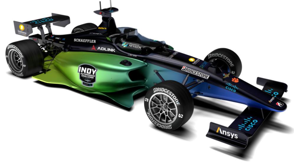 凌华科技边缘AI助力全球首场于著名印第安纳波利斯赛道进行的高速Indy自动驾驶挑战赛