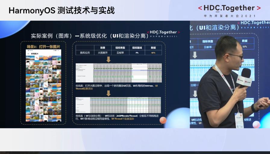 HarmonyOS测试技术与实战-UI和渲染分离