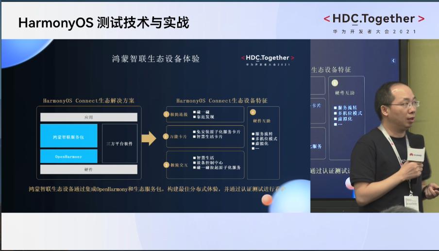 华为开发者大会分论坛HarmonyOS测试技术与实战-鸿蒙智联认证生态设备测试挑战