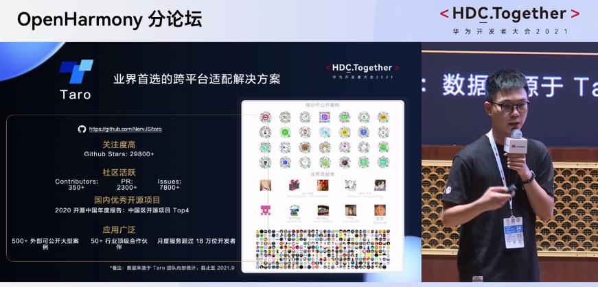 华为开发者大会业界首选的跨平台适配解决方案