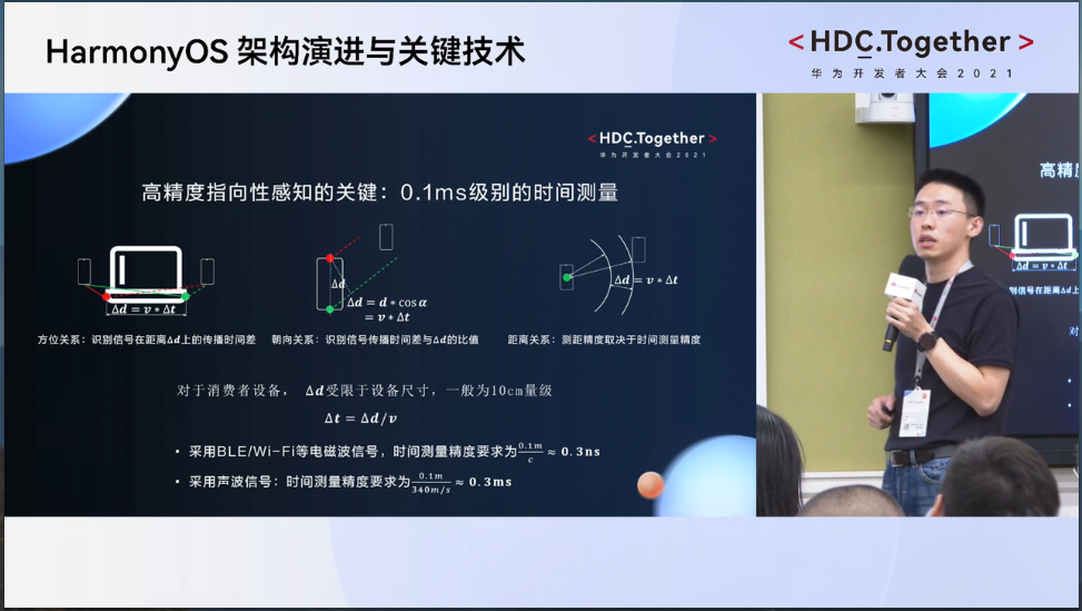 华为开发者大会2021 携手共建HMS全球新生态