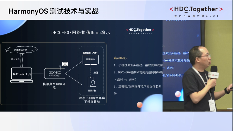 华为开发者分论坛HarmonyOS测试技术与实战-BOX网络损伤Demo演示