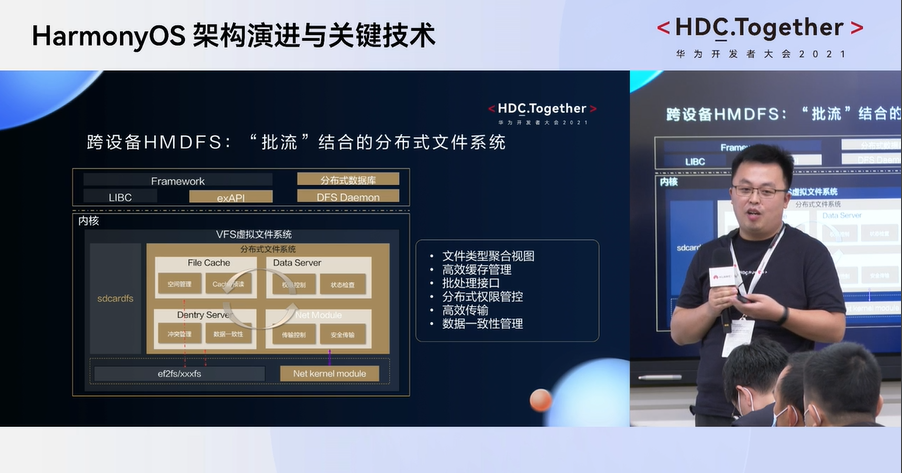 华为开发者大会2021 加速万物智联与创新