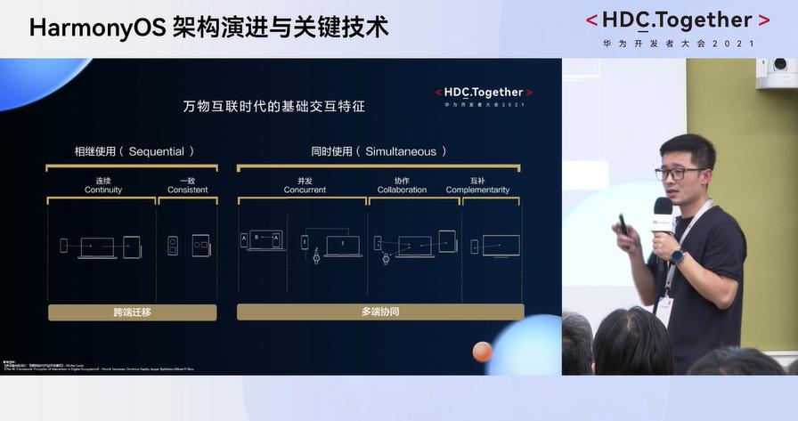 华为开发者大会2021 更强大的云服务