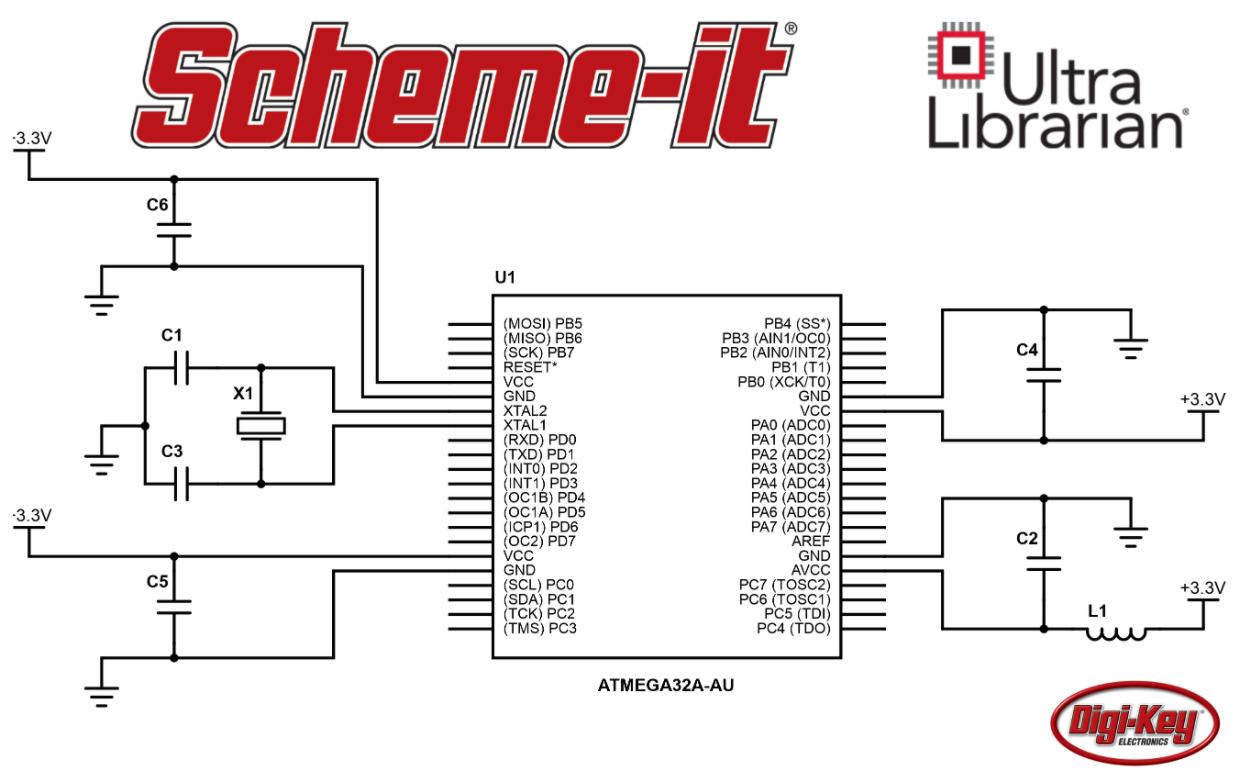 Digi-Key Electronics推出新的Scheme-it功能