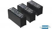 Pickering Electronics SIL/SIP单列直插舌簧继电器,可承载最高3A的连续负载电流