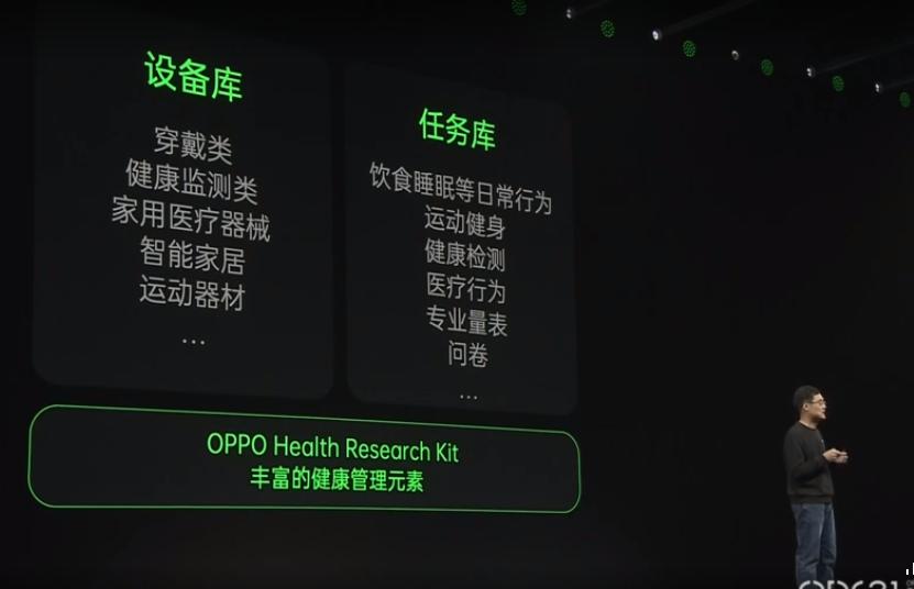 2021 OPPO开发者大会:OPPO设备库和任务库