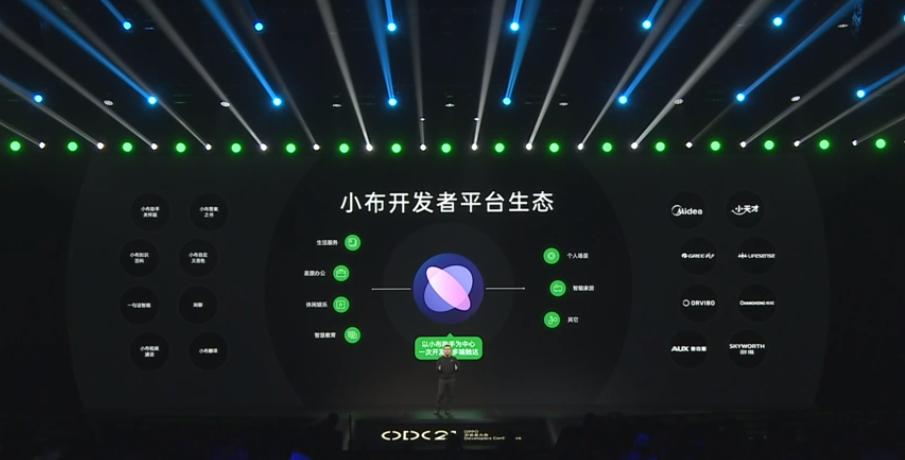 2021 OPPO开发者大会:小布开发者平台生态