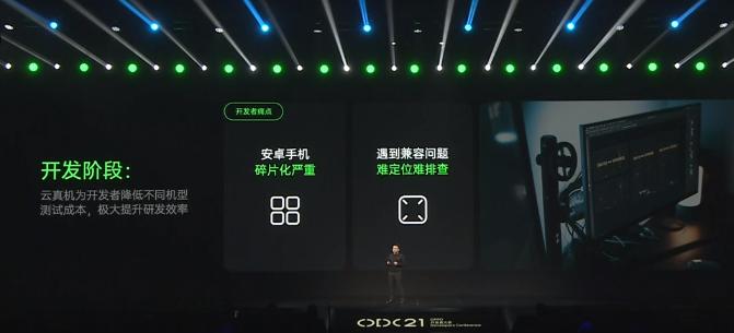 2021年OPPO开发者大会:OPPO云真机